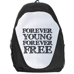 Forever Young Backpack Bag