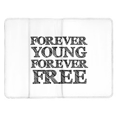 Forever Young Kindle Fire Flip Case