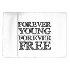 Forever Young Samsung Galaxy Tab 10 1  P7500 Flip Case