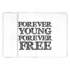 Forever Young Samsung Galaxy Tab 8.9  P7300 Flip Case