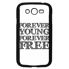 Forever Young Samsung Galaxy Grand DUOS I9082 Case (Black)