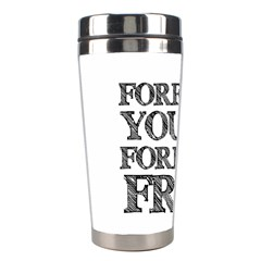Forever Young Stainless Steel Travel Tumbler