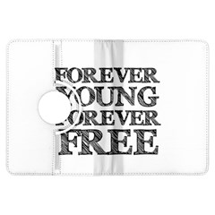 Forever Young Kindle Fire Hdx 7  Flip 360 Case