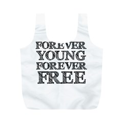 Forever Young Reusable Bag (M)