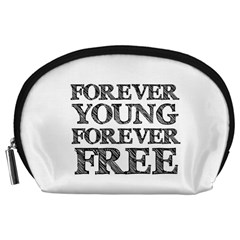 Forever Young Accessory Pouch (Large)