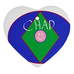 Chadart Heart Ornament