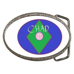 Chadart Belt Buckle (oval)