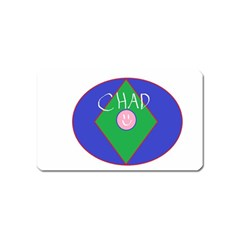 Chadart Magnet (Name Card)