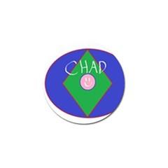 Chadart Golf Ball Marker