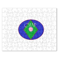 Chadart Jigsaw Puzzle (Rectangle)