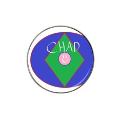 Chadart Golf Ball Marker 10 Pack (for Hat Clip)