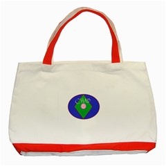 Chadart Classic Tote Bag (Red)