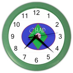 Chadart Wall Clock (color)