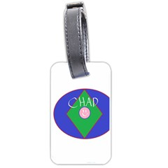 Chadart Luggage Tag (two Sides)