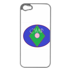 Chadart Apple Iphone 5 Case (silver)