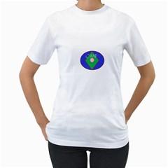 Chadart Women s T Shirt (white)