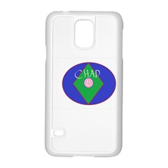 Chadart Samsung Galaxy S5 Case (White)