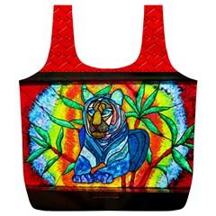 curty by saprillika Reusable Bag (XL)