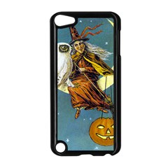 Vintage Halloween Witch Apple iPod Touch 5 Case (Black)