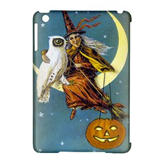 Vintage Halloween Witch Apple iPad Mini Hardshell Case (Compatible with Smart Cover)
