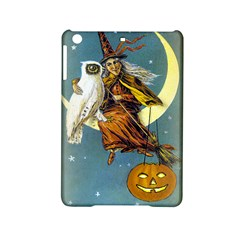 Vintage Halloween Witch Apple iPad Mini 2 Hardshell Case
