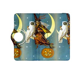 Vintage Halloween Witch Kindle Fire HDX 8.9  Flip 360 Case
