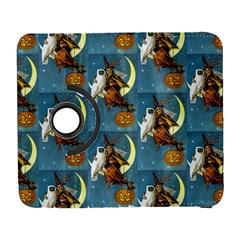 Vintage Halloween Witch Samsung Galaxy S  III Flip 360 Case