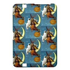 Vintage Halloween Witch Kindle Fire HD 8.9  Hardshell Case