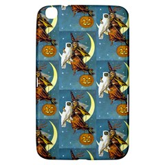 Vintage Halloween Witch Samsung Galaxy Tab 3 (8 ) T3100 Hardshell Case