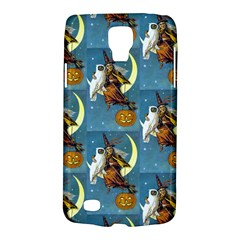 Vintage Halloween Witch Samsung Galaxy S4 Active (I9295) Hardshell Case