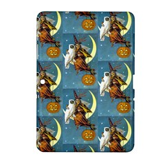 Vintage Halloween Witch Samsung Galaxy Tab 2 (10.1 ) P5100 Hardshell Case