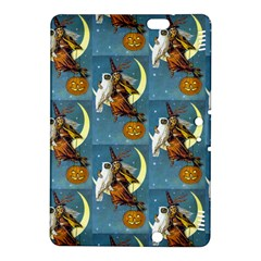 Vintage Halloween Witch Kindle Fire HDX 8.9  Hardshell Case