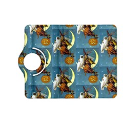 Vintage Halloween Witch Kindle Fire HD 7  (2nd Gen) Flip 360 Case