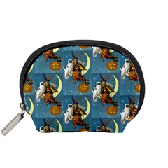 Vintage Halloween Witch Accessory Pouch (Small)