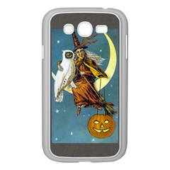 Vintage Halloween Witch Samsung Galaxy Grand DUOS I9082 Case (White)
