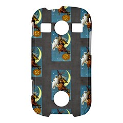 Vintage Halloween Witch Samsung Galaxy S7710 Xcover 2 Hardshell Case
