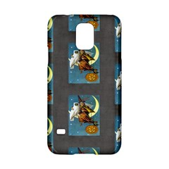 Vintage Halloween Witch Samsung Galaxy S5 Hardshell Case