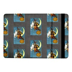 Vintage Halloween Witch Samsung Galaxy Tab Pro 10.1  Flip Case