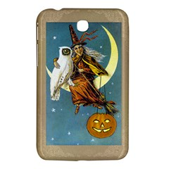 Vintage Halloween Witch Samsung Galaxy Tab 3 (7 ) P3200 Hardshell Case