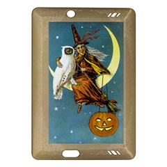 Vintage Halloween Witch Kindle Fire HD 7  (2nd Gen) Hardshell Case
