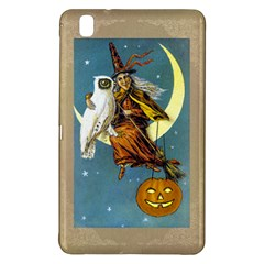 Vintage Halloween Witch Samsung Galaxy Tab Pro 8.4 Hardshell Case
