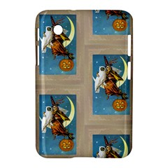 Vintage Halloween Witch Samsung Galaxy Tab 2 (7 ) P3100 Hardshell Case