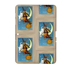 Vintage Halloween Witch Samsung Galaxy Tab 2 (10.1 ) P5100 Hardshell Case
