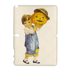 Vintage Halloween Child Samsung Galaxy Note 10.1 (P600) Hardshell Case