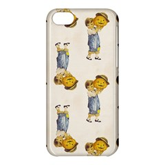 Vintage Halloween Child Apple iPhone 5C Hardshell Case