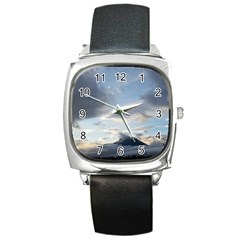 10362641 10204276497263219 8752081947857036330 N Square Leather Watch