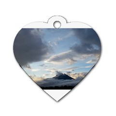 10362641 10204276497263219 8752081947857036330 N Dog Tag Heart (two Sided)