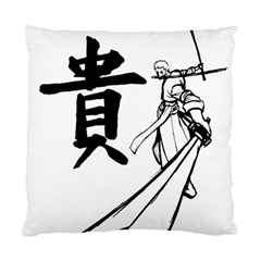 A Swordsman s Honor Cushion Case (two Sided)