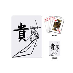 A Swordsman s Honor Playing Cards (Mini)