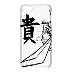A Swordsman s Honor Apple Ipod Touch 5 Hardshell Case With Stand